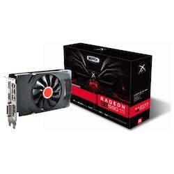 Product image of XFX Radeon RX 560 14CU Single Fan 2GB GDDR5 - Click for product page of XFX Radeon RX 560 14CU Single Fan 2GB GDDR5