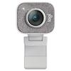 A product image of Logitech StreamCam 1080p HD USB-C Webcam - Off White