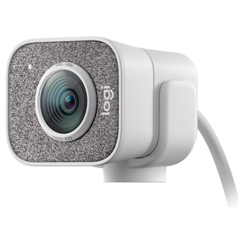 Product image of Logitech StreamCam 1080p HD USB-C Webcam - Off White - Click for product page of Logitech StreamCam 1080p HD USB-C Webcam - Off White