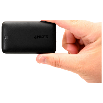 Product image of ANKER PowerPort Atom III Slim - Black Fabric - Click for product page of ANKER PowerPort Atom III Slim - Black Fabric
