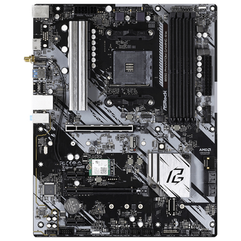 Product image of ASRock B550 Phantom Gaming 4 AC AM4 ATX Desktop Motherboard - Click for product page of ASRock B550 Phantom Gaming 4 AC AM4 ATX Desktop Motherboard