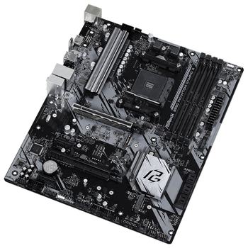 Product image of ASRock B550 Phantom Gaming 4 AM4 ATX Desktop Motherboard - Click for product page of ASRock B550 Phantom Gaming 4 AM4 ATX Desktop Motherboard