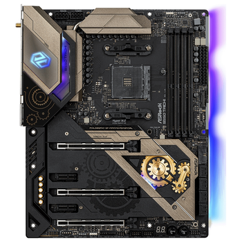 Product image of ASRock B550 Taichi AM4 ATX Desktop Motherboard - Click for product page of ASRock B550 Taichi AM4 ATX Desktop Motherboard
