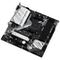 A small tile product image of ASRock B550M Pro4 AM4 mATX Desktop Motherboard
