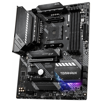 Product image of MSI MAG B550 Tomahawk AM4 ATX Desktop Motherboard - Click for product page of MSI MAG B550 Tomahawk AM4 ATX Desktop Motherboard