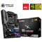 A small tile product image of MSI MAG B550 Tomahawk AM4 ATX Desktop Motherboard