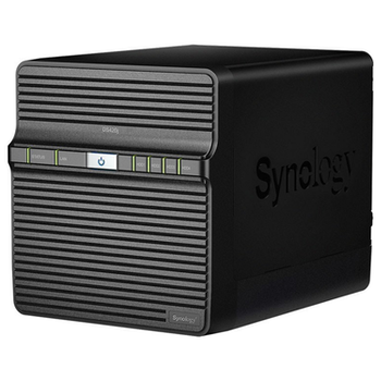 Product image of Synology DiskStation DS420J Quad Core 1.4Ghz 1GB 4 Bay NAS - Click for product page of Synology DiskStation DS420J Quad Core 1.4Ghz 1GB 4 Bay NAS