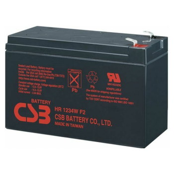 Product image of Power Shield 12V 9AH Sealed Lead Acid (UPS Grade) Battery - Click for product page of Power Shield 12V 9AH Sealed Lead Acid (UPS Grade) Battery
