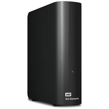 "Product image of WD Elements 14TB USB3.0 3.5"" Black External HDD - Click for product page of WD Elements 14TB USB3.0 3.5"" Black External HDD"