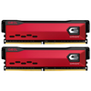 A product image of GeIL 16GB Kit (2x8GB) DDR4 Orion Rust Red C16 3000Mhz
