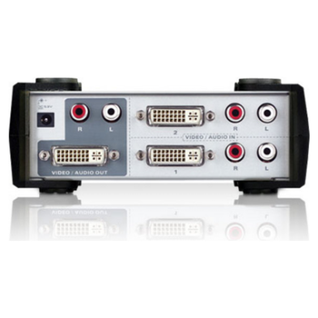 Product image of ATEN 2 Port DVI Video Switch with RCA - Click for product page of ATEN 2 Port DVI Video Switch with RCA