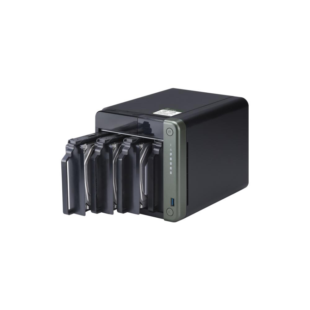 Buy Now | QNAP TS-453D 2.0Ghz 4GB 4 Bay NAS Enclosure | PLE Computers