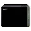A product image of QNAP TS-653D 2.0Ghz 4GB 6 Bay NAS Enclosure