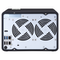 A small tile product image of QNAP TS-653D 2.0Ghz 4GB 6 Bay NAS Enclosure
