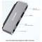 A small tile product image of mBeat Elite Mini 4-in-1 USB-C Mobile Hub For IPad Pro