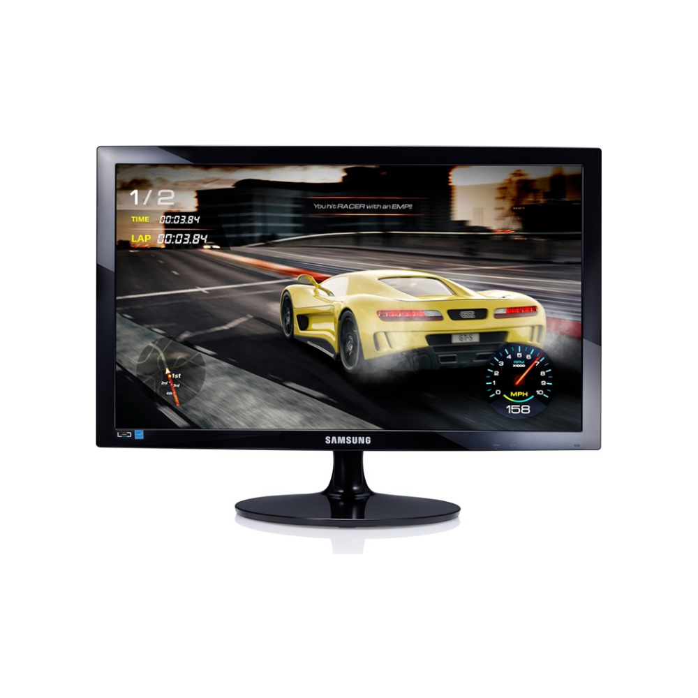 "A large main feature product image of Samsung SD330 24"" Full HD 1MS LED Monitor"