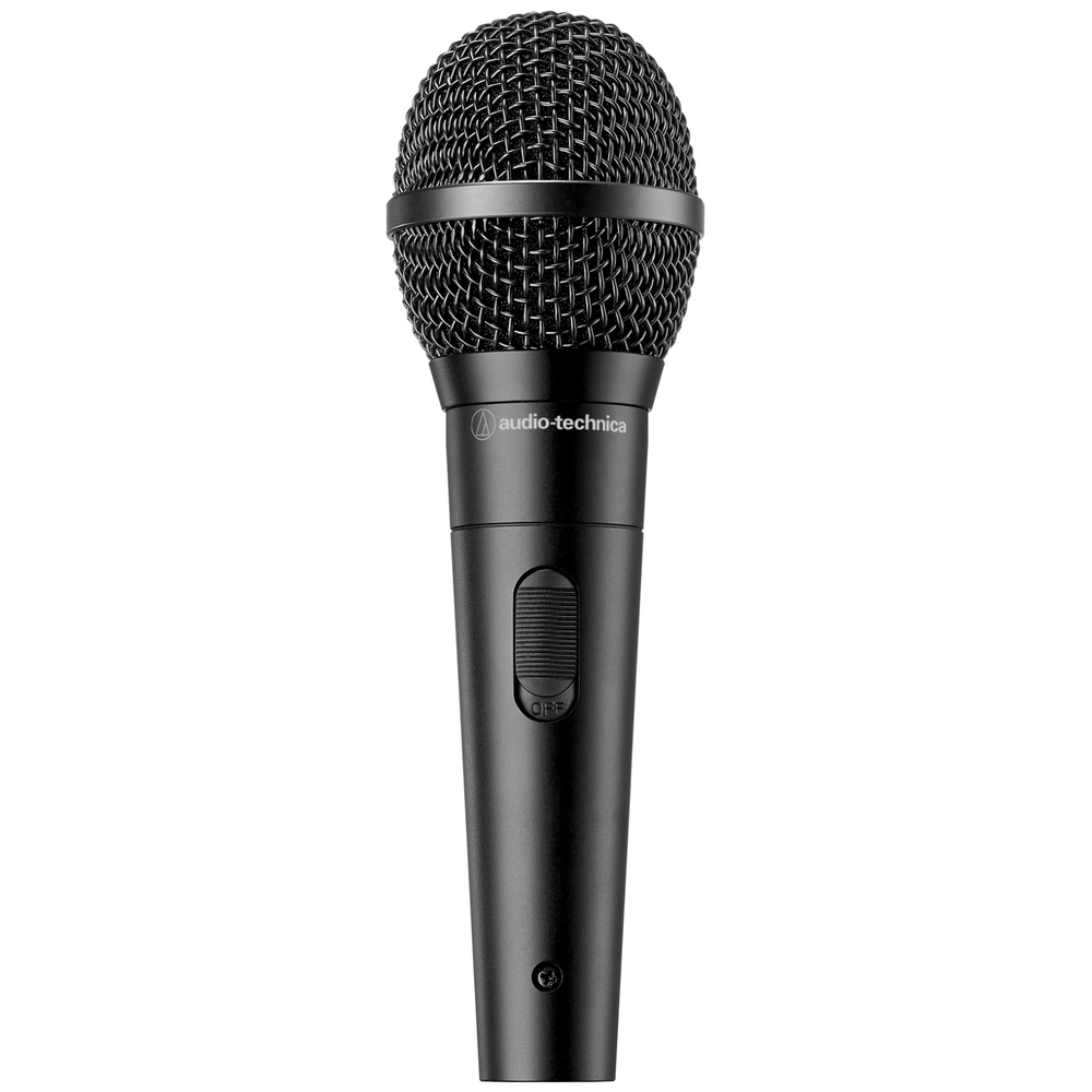 A large main feature product image of Audio Technica ATR1300x Unidirectional Dynamic Vocal Microphone