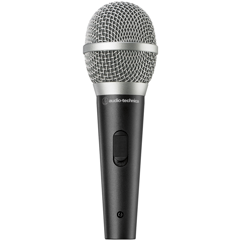 A large main feature product image of Audio Technica ATR1500x Unidirectional Dynamic Vocal Microphone