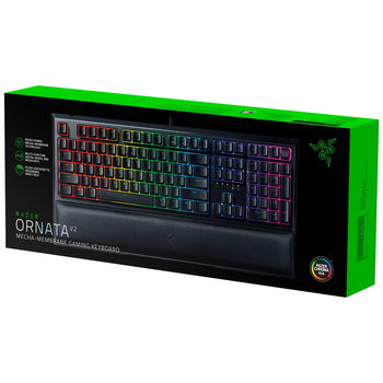 Product image of Razer Ornata Mecha-Membrane RGB Gaming Keyboard - Click for product page of Razer Ornata Mecha-Membrane RGB Gaming Keyboard