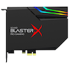 A product image of Creative Sound BlasterX AE-5 Plus Hi-Res PCIe Gaming Sound Card