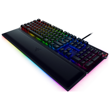 Product image of EX-DEMO Razer Huntsman Elite Opto-Mechanical Switch Gaming Keyboard - Click for product page of EX-DEMO Razer Huntsman Elite Opto-Mechanical Switch Gaming Keyboard