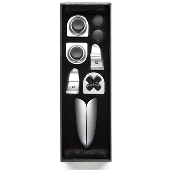 Product image of Thrustmaster Silver Module Pack For eSwap Pro Controller Gamepad - Click for product page of Thrustmaster Silver Module Pack For eSwap Pro Controller Gamepad