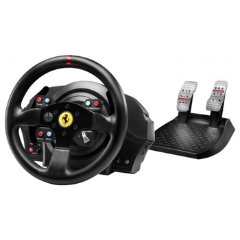 Product image of Thrustmaster T300 Ferrari GTE Racing Wheel For PC, PS3 & PS4 - Click for product page of Thrustmaster T300 Ferrari GTE Racing Wheel For PC, PS3 & PS4