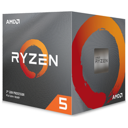 Product image of AMD Ryzen 5 3600XT 3.8Ghz 6 Core 12 Thread AM4 Retail Box - Click for product page of AMD Ryzen 5 3600XT 3.8Ghz 6 Core 12 Thread AM4 Retail Box