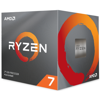 Product image of AMD Ryzen 7 3800XT 3.9Ghz 8 Core 16 Thread AM4 - No HSF Retail Box - Click for product page of AMD Ryzen 7 3800XT 3.9Ghz 8 Core 16 Thread AM4 - No HSF Retail Box