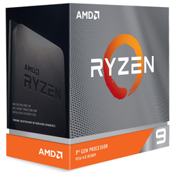 Product image of AMD Ryzen 9 3900XT 3.8Ghz 12 Core 24 Thread AM4 Retail Box     - Click for product page of AMD Ryzen 9 3900XT 3.8Ghz 12 Core 24 Thread AM4 Retail Box
