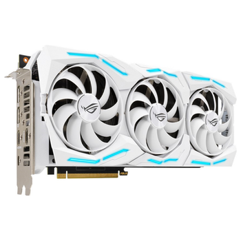 Product image of ASUS GeForce RTX 2080 Super ROG STRIX OC 8GB GDDR6 - White - Click for product page of ASUS GeForce RTX 2080 Super ROG STRIX OC 8GB GDDR6 - White