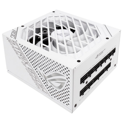 Product image of ASUS ROG Strix 850W 80PLUS Gold Modular Power Supply - White Edition - Click for product page of ASUS ROG Strix 850W 80PLUS Gold Modular Power Supply - White Edition