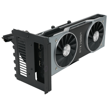 Product image of Cooler Master Universal Vertical VGA Card Holder - Click for product page of Cooler Master Universal Vertical VGA Card Holder