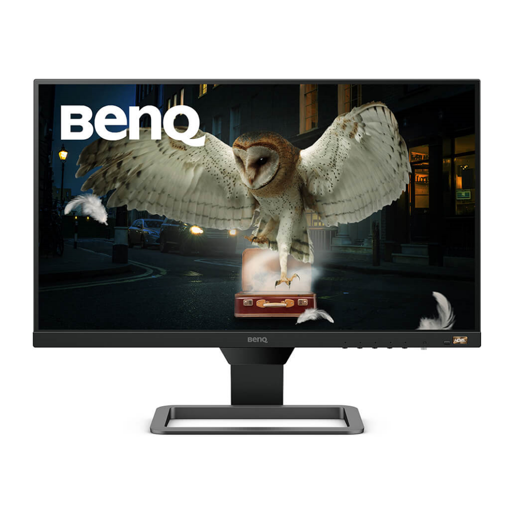 "A large main feature product image of BenQ EW2480 24"" Full HD FreeSync 5MS 75Hz HDRi IPS LED Monitor"