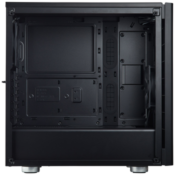 Product image of EX-DEMO Corsair Carbide 275R Black Mid Tower Case w/Tempered Glass Side Panel - Click for product page of EX-DEMO Corsair Carbide 275R Black Mid Tower Case w/Tempered Glass Side Panel