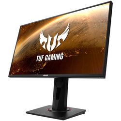 """Product image of ASUS TUF VG259QM 24.5"""" Full HD G-SYNC-C 280Hz 1MS HDR400 IPS LED Gaming Monitor - Click for product page of ASUS TUF VG259QM 24.5"""" Full HD G-SYNC-C 280Hz 1MS HDR400 IPS LED Gaming Monitor"""