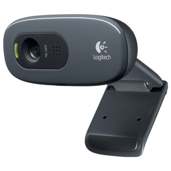 Product image of Logitech C270 720p Webcam - International Version - Click for product page of Logitech C270 720p Webcam - International Version
