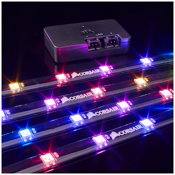 Product image of EX-DEMO Corsair Lighting Node Pro RGB - Click for product page of EX-DEMO Corsair Lighting Node Pro RGB