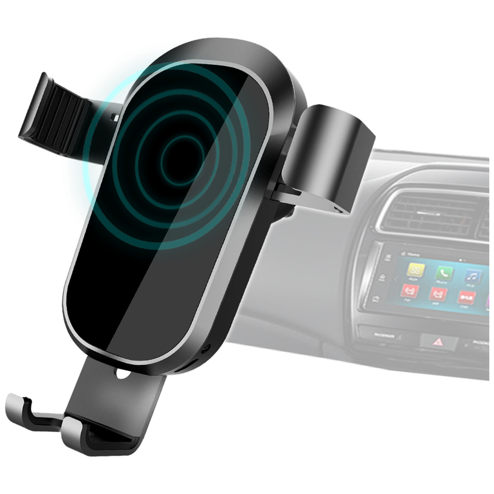A large main feature product image of Sansai Car Wireless Phone Charger