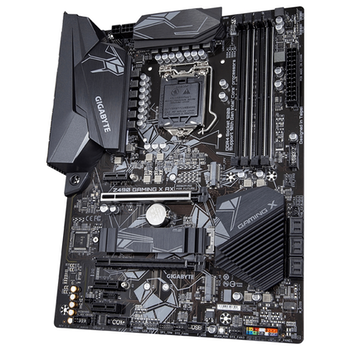 Product image of Gigabyte Z490 Gaming X AX LGA1200 ATX Desktop Motherboard - Click for product page of Gigabyte Z490 Gaming X AX LGA1200 ATX Desktop Motherboard
