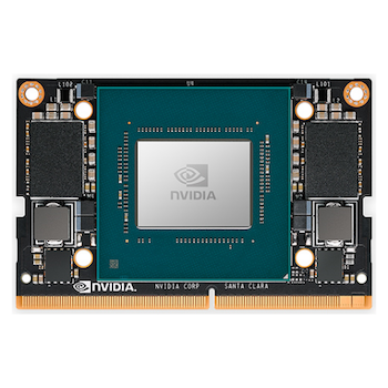 Product image of NVIDIA Jetson Xavier NX Module - Click for product page of NVIDIA Jetson Xavier NX Module