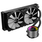 A small tile product image of Jonsbo Shadow 240mm ARGB LED AIO CPU Liquid Cooler