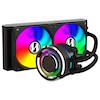 A product image of Lian-Li Galahad 240mm Black ARGB AIO Liquid CPU Cooler