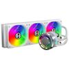 A product image of Lian-Li Galahad 360mm Silver ARGB AIO Liquid CPU Cooler