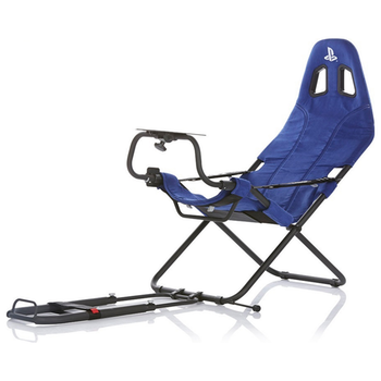 Product image of Playseat Challenge Foldable Driving Simulator - PlayStation Edition - Click for product page of Playseat Challenge Foldable Driving Simulator - PlayStation Edition