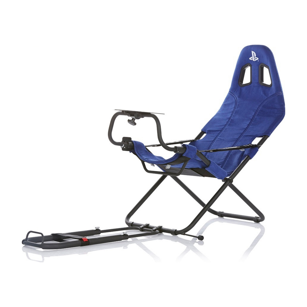 A large main feature product image of Playseat Challenge Foldable Driving Simulator - PlayStation Edition