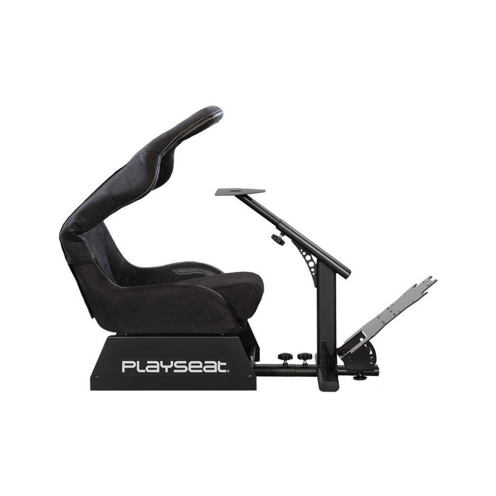 A large main feature product image of Playseat Evolution Driving Simulator - Black