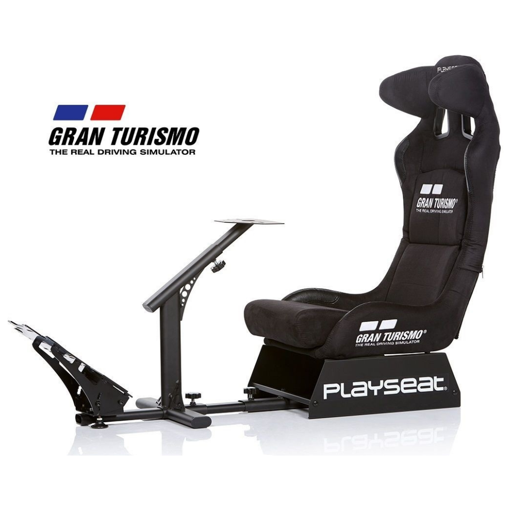A large main feature product image of Playseat Gran Turismo Driving Simulator