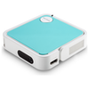 A product image of Viewsonic M1 Mini LED Pocket Projector