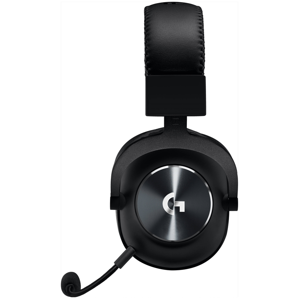 A large main feature product image of Logitech G PRO X LIGHTSPEED Wireless Gaming Headset